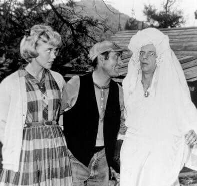 andy griffith wedding